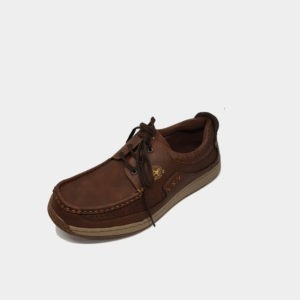 GREEN POINT CLUB SHOES BROWN