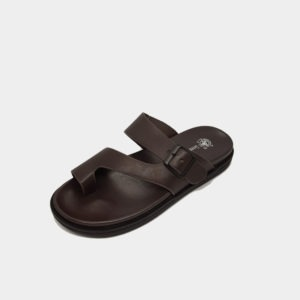 GREEN POINT CLUB SANDALS BROWN