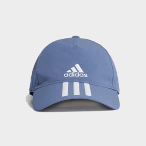 ADIDAS AEROREADY 3-STRIPES BASEBALL CAP