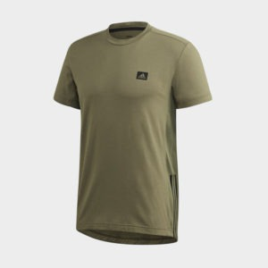 ADIDAS DESIGNED TO MOVE MOTION TEE