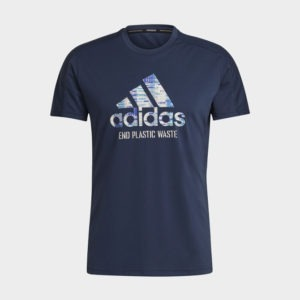 RUN FOR THE OCEANS GRAPHIC TEE