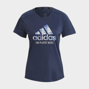 ADIDAS RUN FOR THE OCEANS GRAPHIC TEE