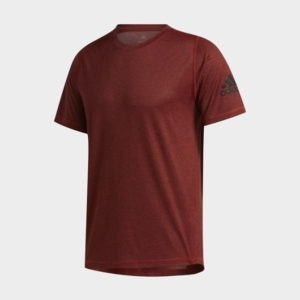 ADIDAS FREELIFT SPORT ULTIMATE HEATHER TEE