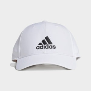 ADIDAS LIGHTWEIGHT EMBROIDERED BASEBALL CAP